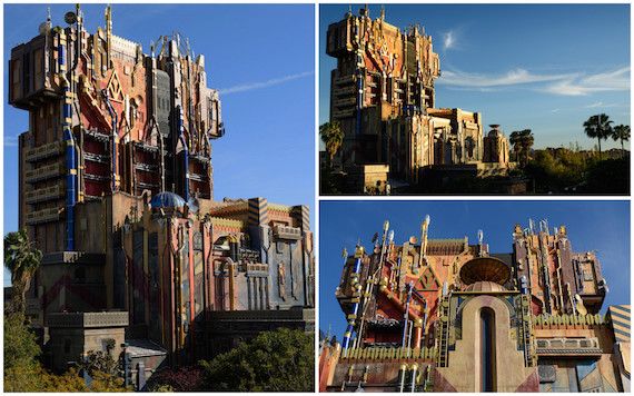 COLLECTOR'S FORTRESS ARRIVES AT  DISNEY CALIFORNIA ADVENTURE  PARK