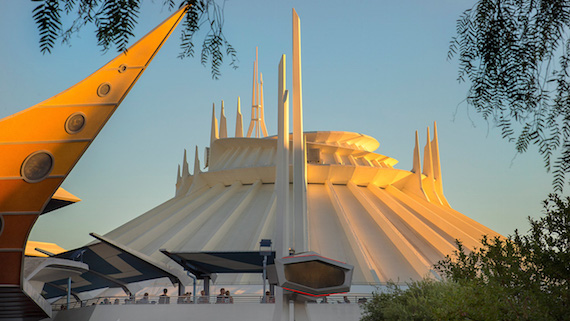CLASSIC SPACE MOUNTAIN RETURNS TO  DISNEYLAND  PARK THIS SUMMER