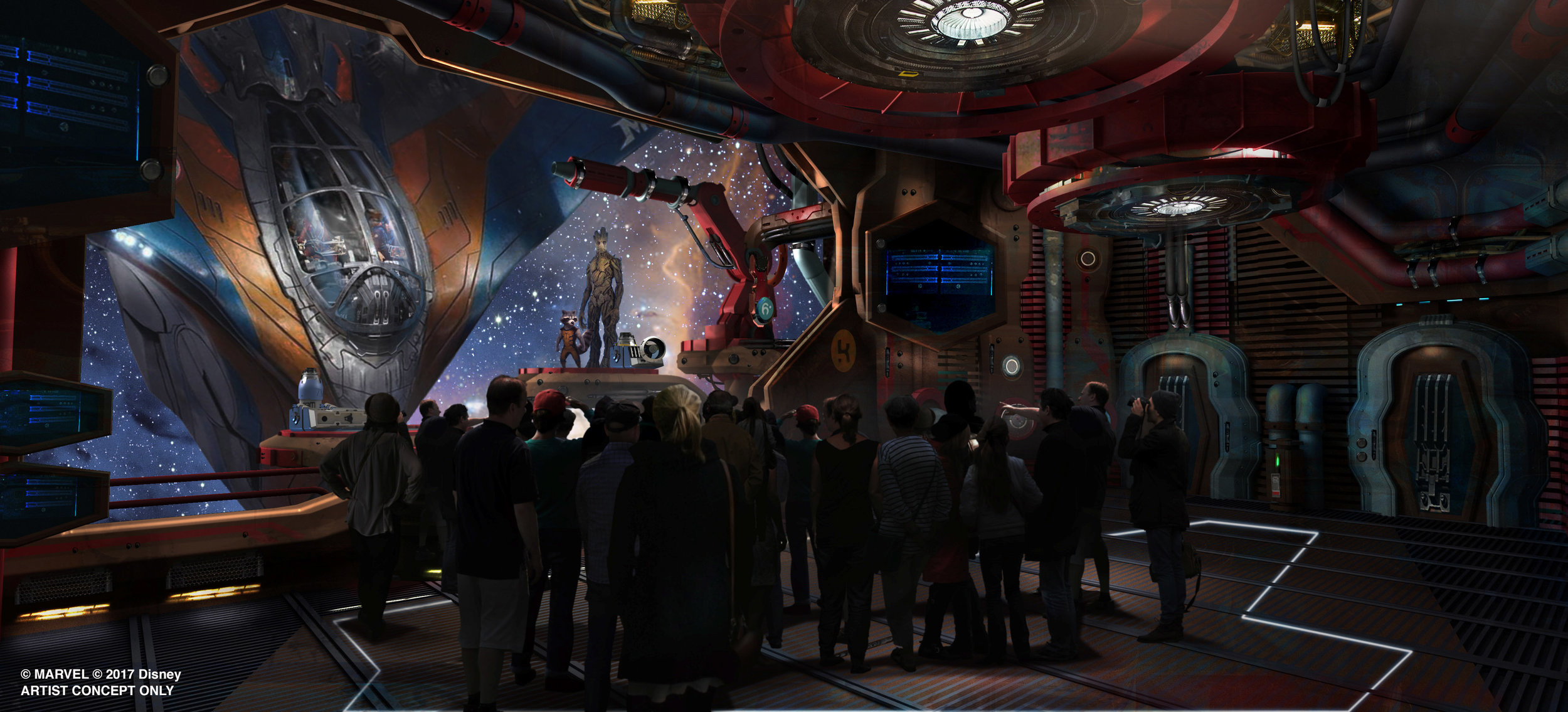 Epcot_Guardians_of_the_Galaxy