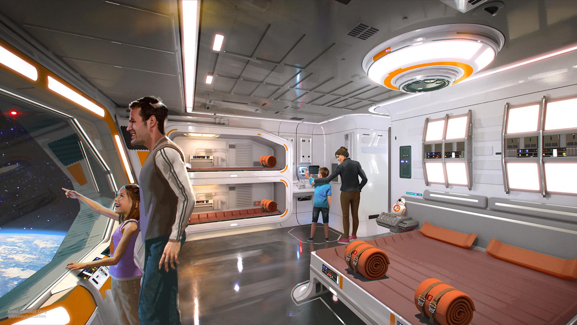 Disney's Star Wars Resort at Walt Disney World