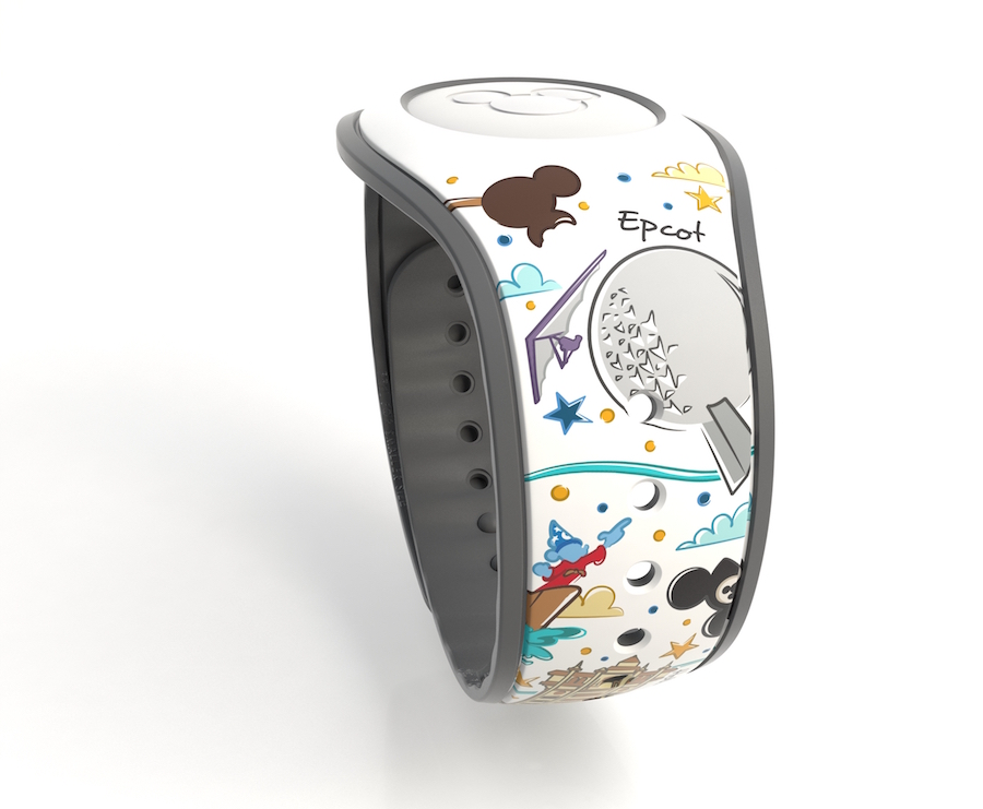 Disney Gift of Magic - Special Edition Magic Bands