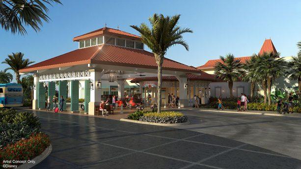 Disney's Caribbean Beach Resort