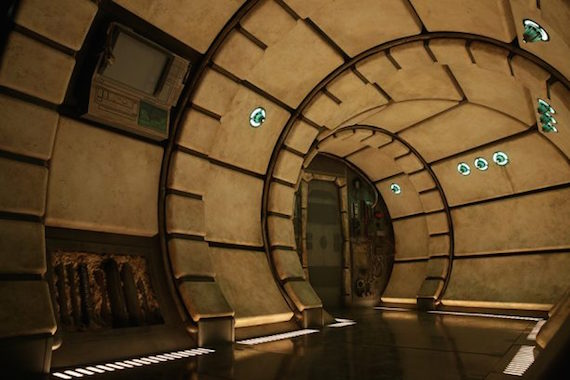 Inside the Millennium Falcon - coming 2019 to Disney's Hollywood Studios