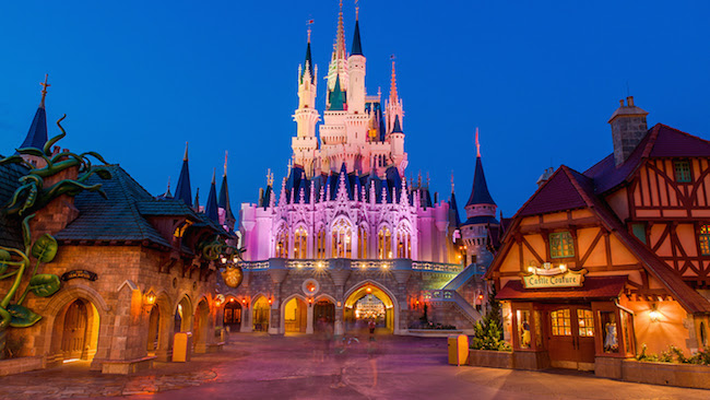 Cinderella Castle  | Magic Kingdom Park