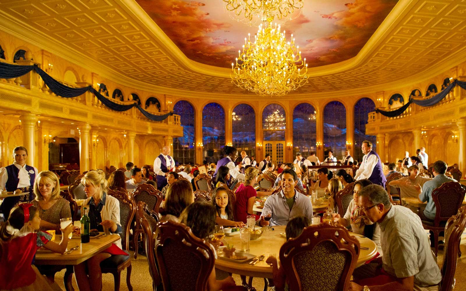 The Dining Reservations website now opens at approximately 5:45 AM.