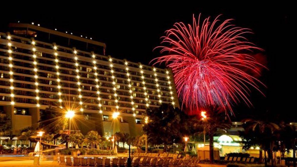 disney-contemporary-resort-fireworks