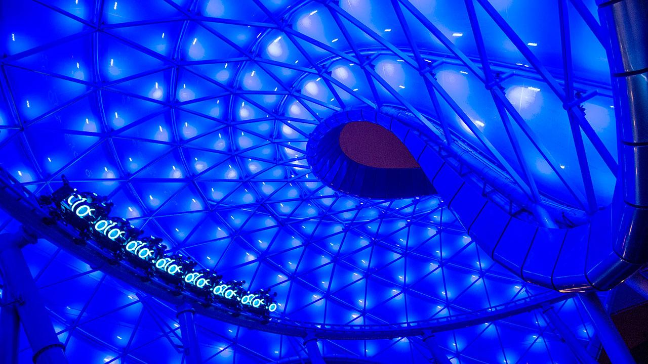 Tron Coaster coming soon to Walt Disney World