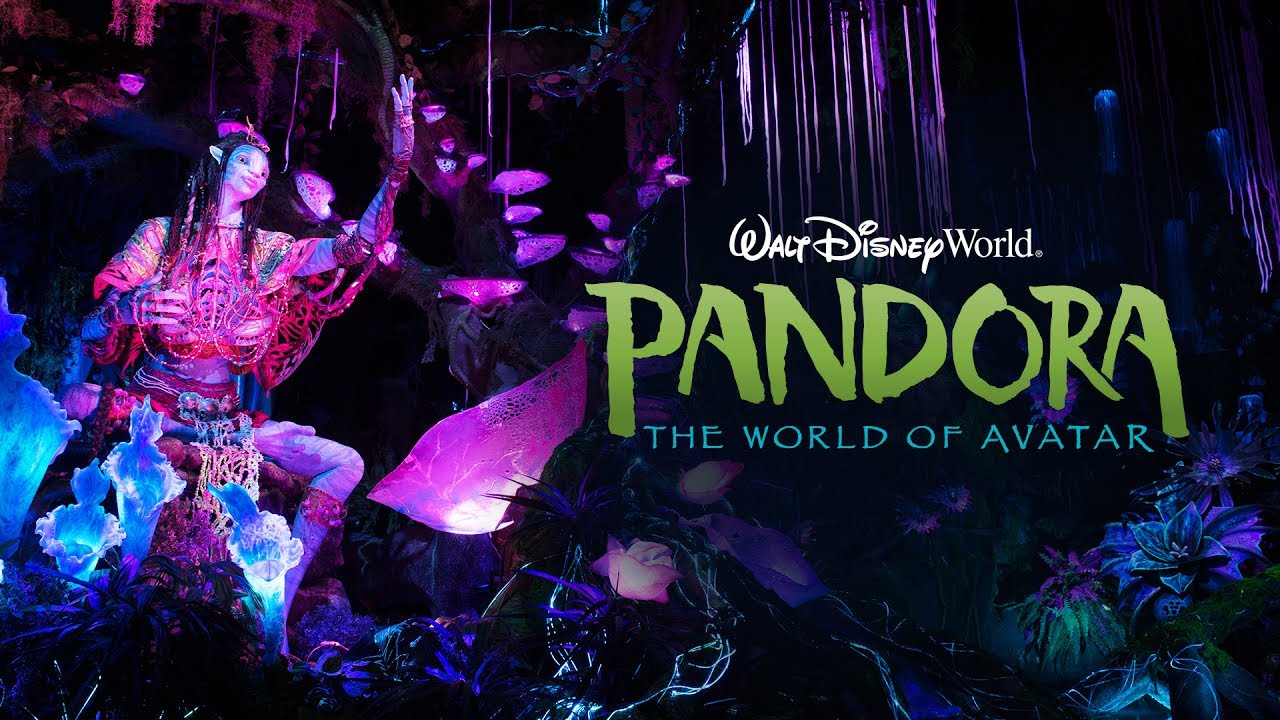 Pandora World of Avatar Rated by TIME Magazine
