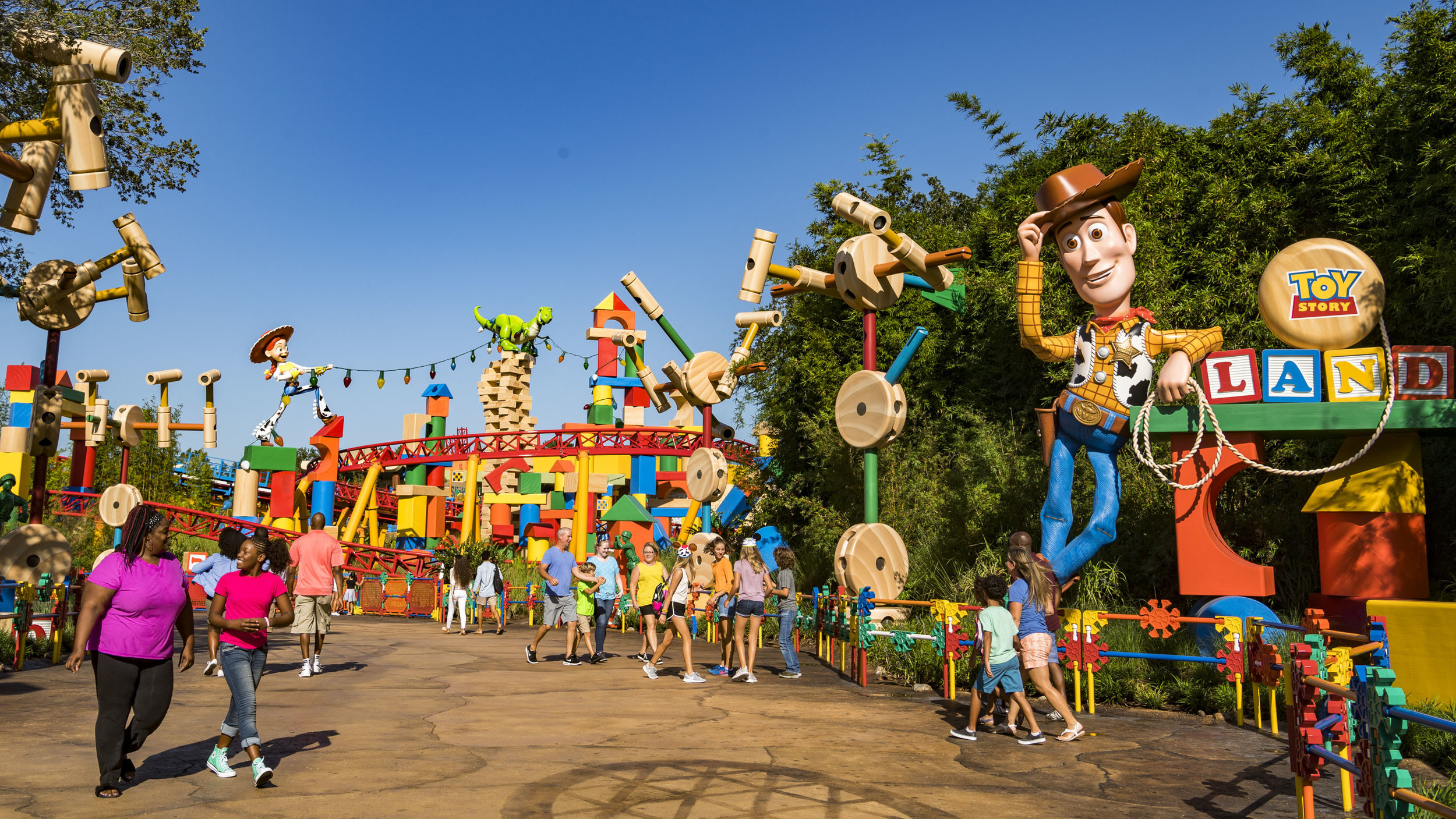 Toy Story Land VIP Event