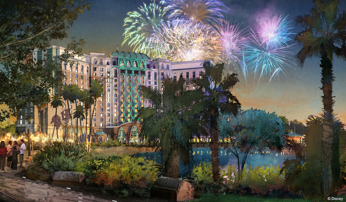 Gran Destino Tower at Disney's Coronado Springs Resort