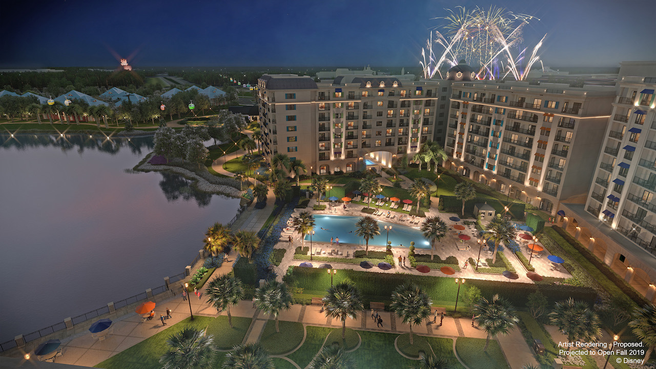 Disney's Riviera Resort | Walt Disney World