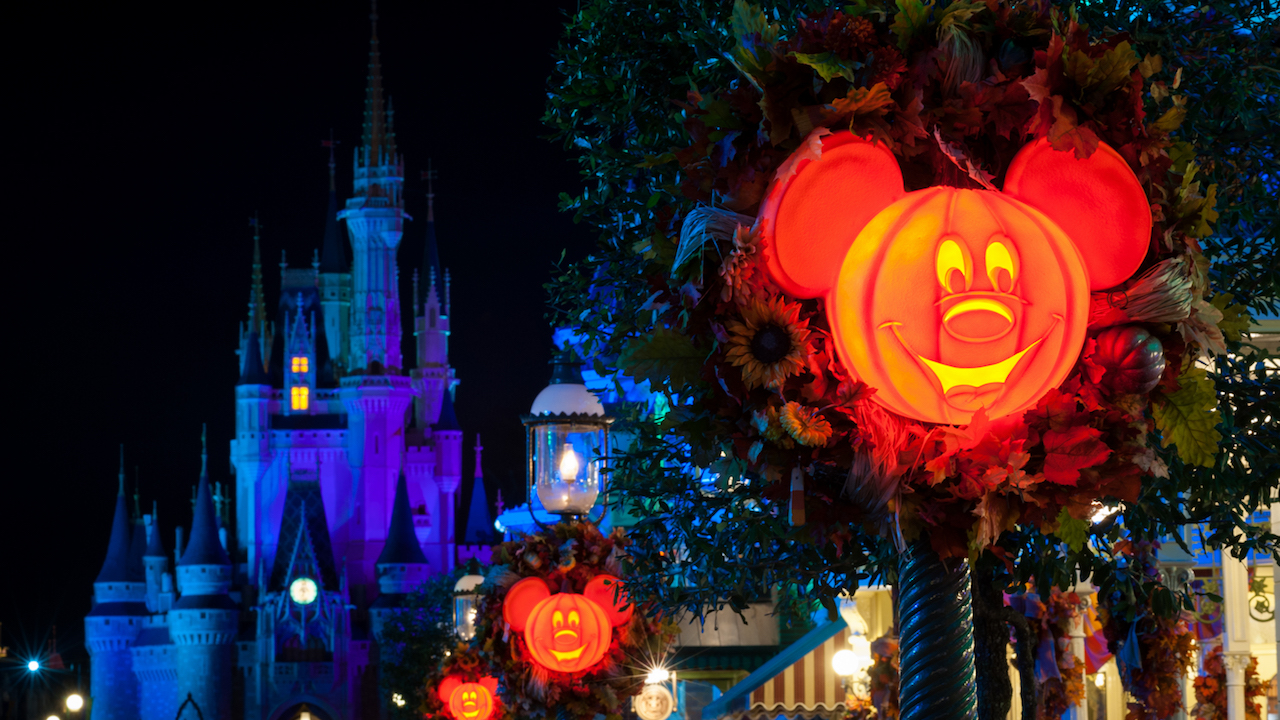 2019 Mickey's Not So Scary Halloween Party Dates