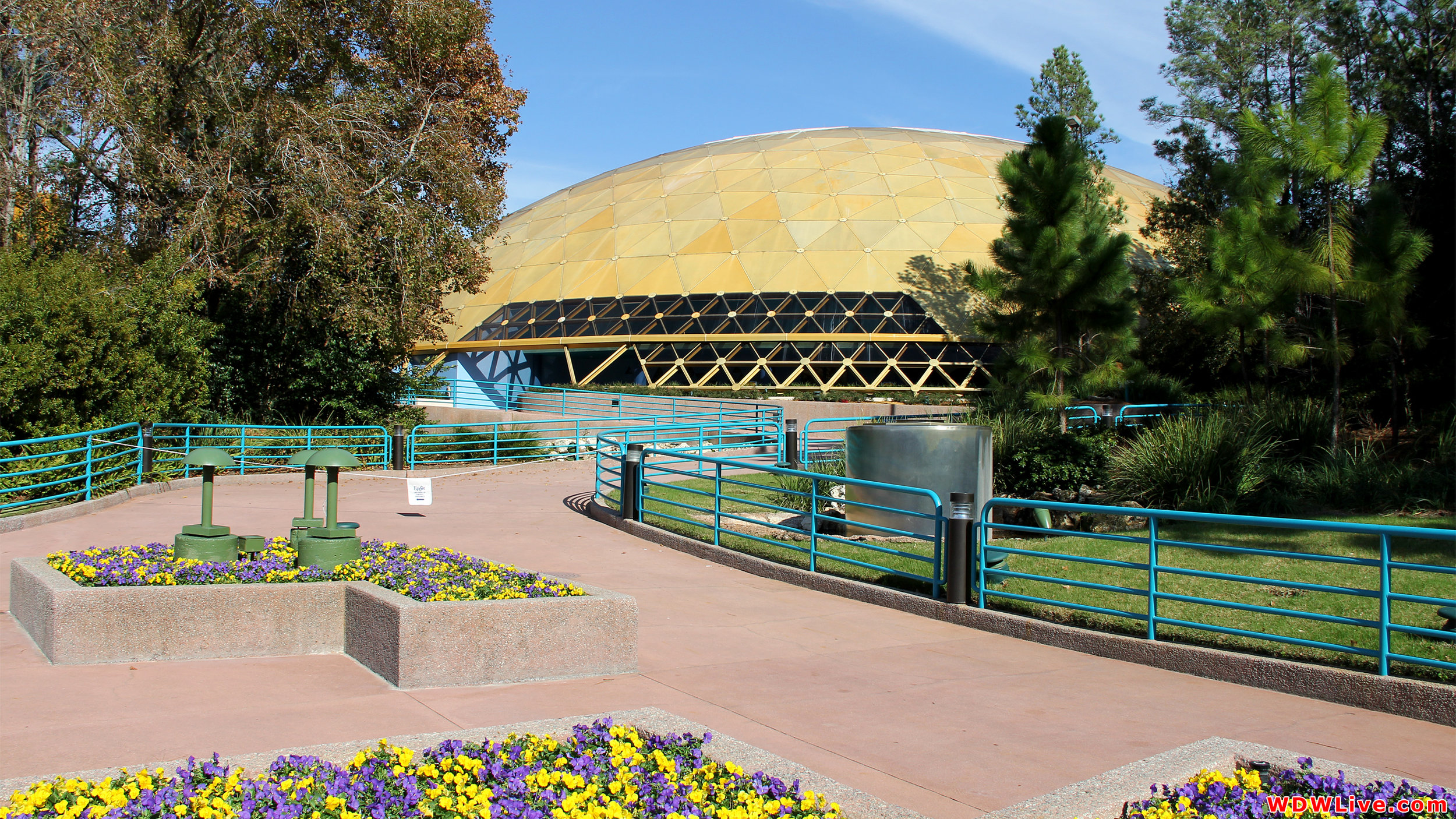 The defunct Wonders of Life Pavilion getting a new purpose