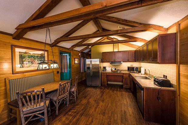 Wilderness Cabin - Walt Disney World