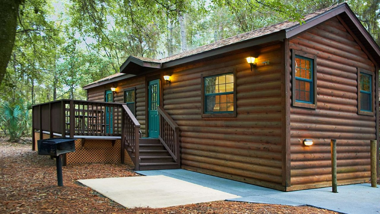 Disney Ft. Wilderness Cabin - Walt Disney World
