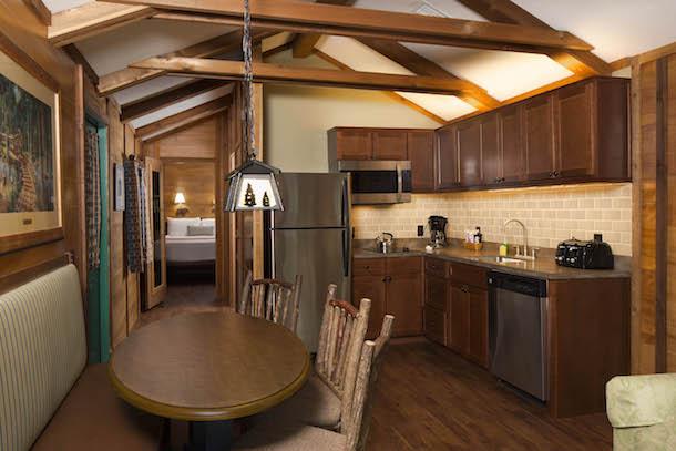 Ft Wilderness Cabin - Walt Disney World