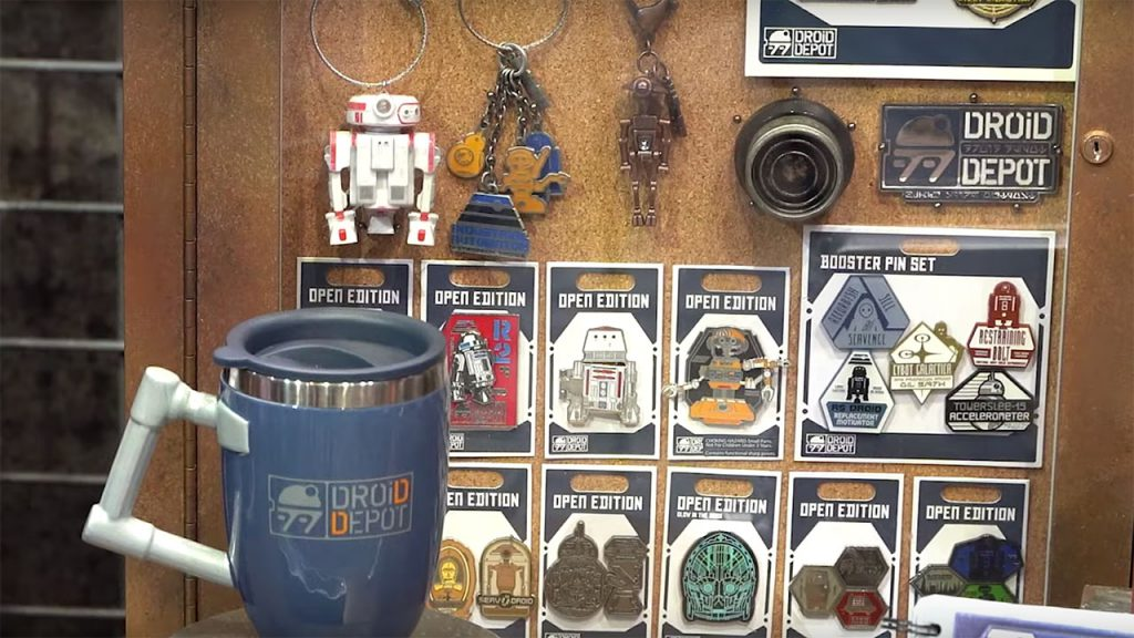 New merchandise coming to Star Wars Galaxy's Edge