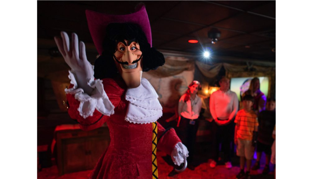 Captain Hook's Pirate Crew Now Open at Disney's Beach Club Resort