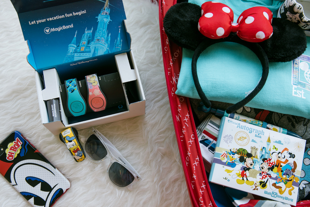 New design options coming to Magic Bands at Walt Disney World Resort