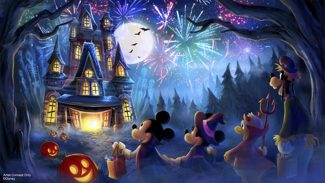 Mickey's Not So Scary Halloween Party 2019 will have big changes