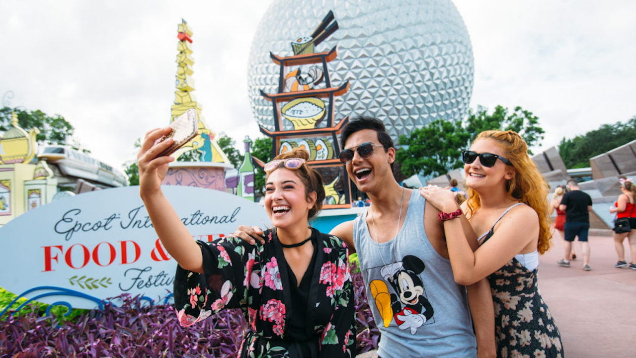 Epcot International Food & Wine and Festival 2019