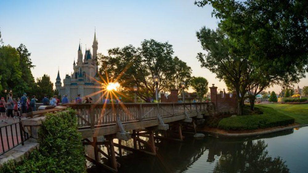 Sunrise at Cinderella Castle | Walt Disney World Resort