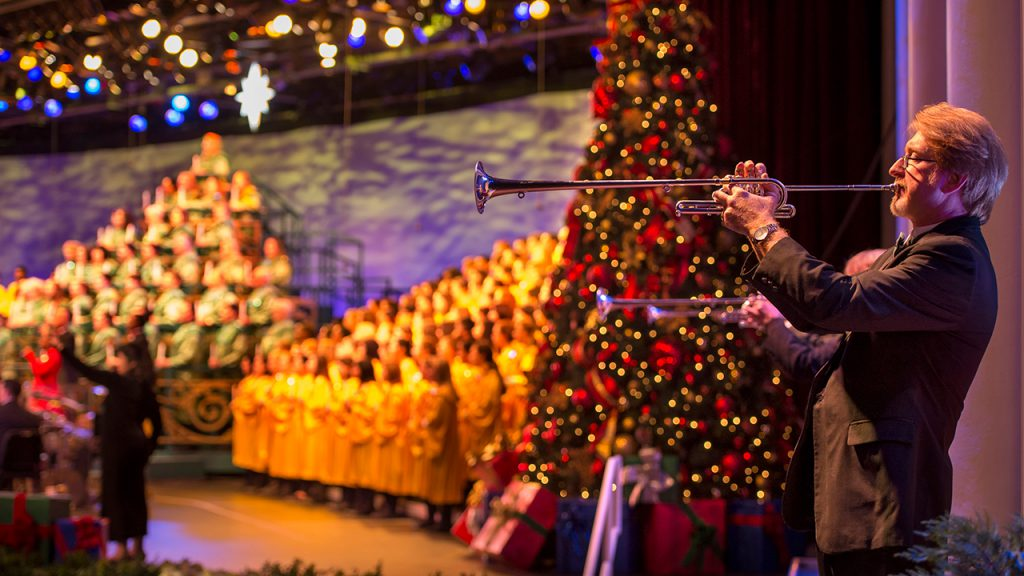 2019_Epcot_Candlelight_Processional
