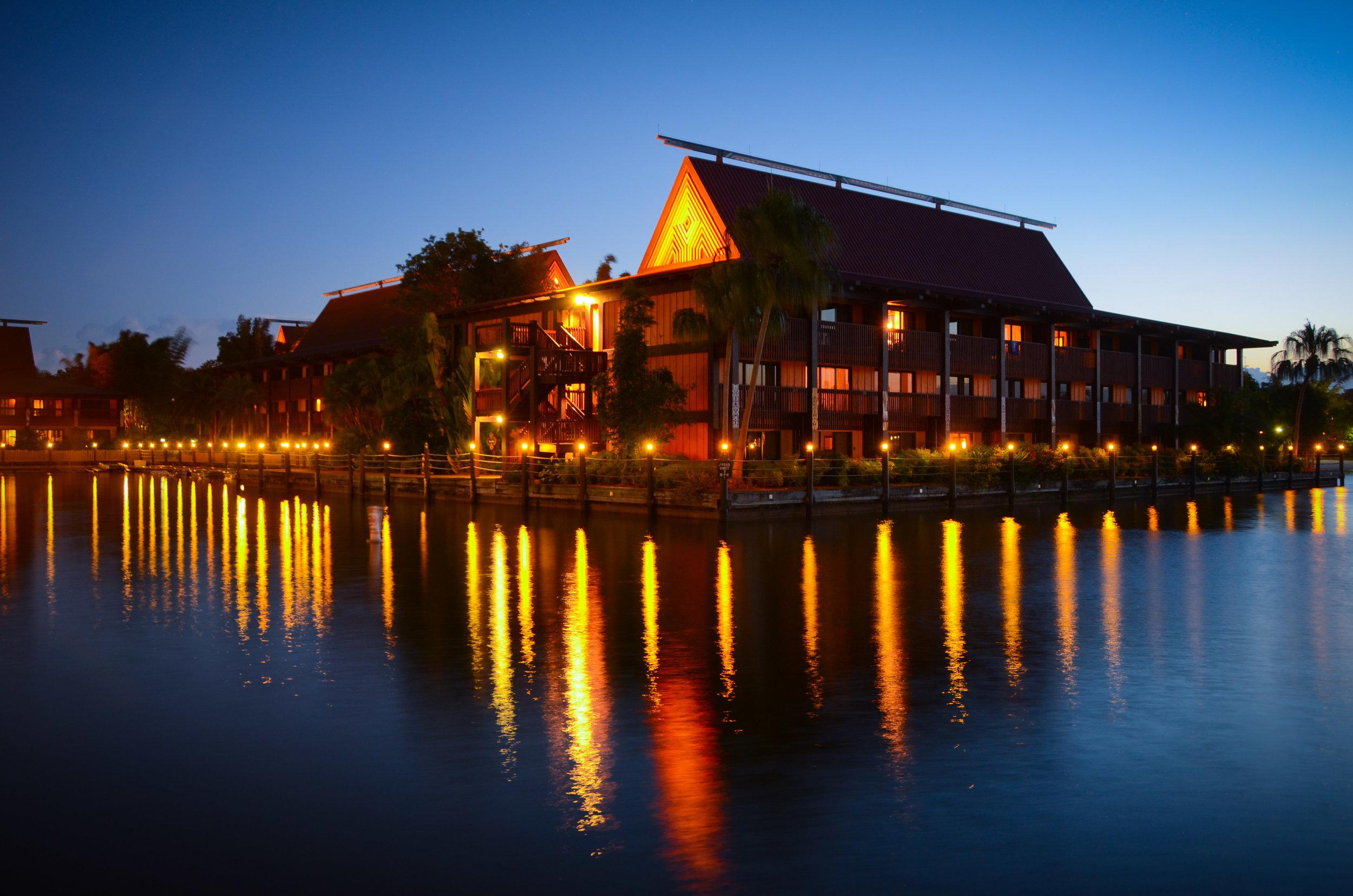 Disney's Polynesian Village Resort