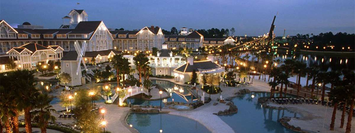 Disney's Beach Club Resort Offer| Walt Disney World Resort in Florida