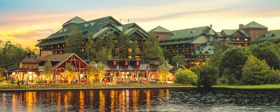 Disney's Wilderness Lodge Offer