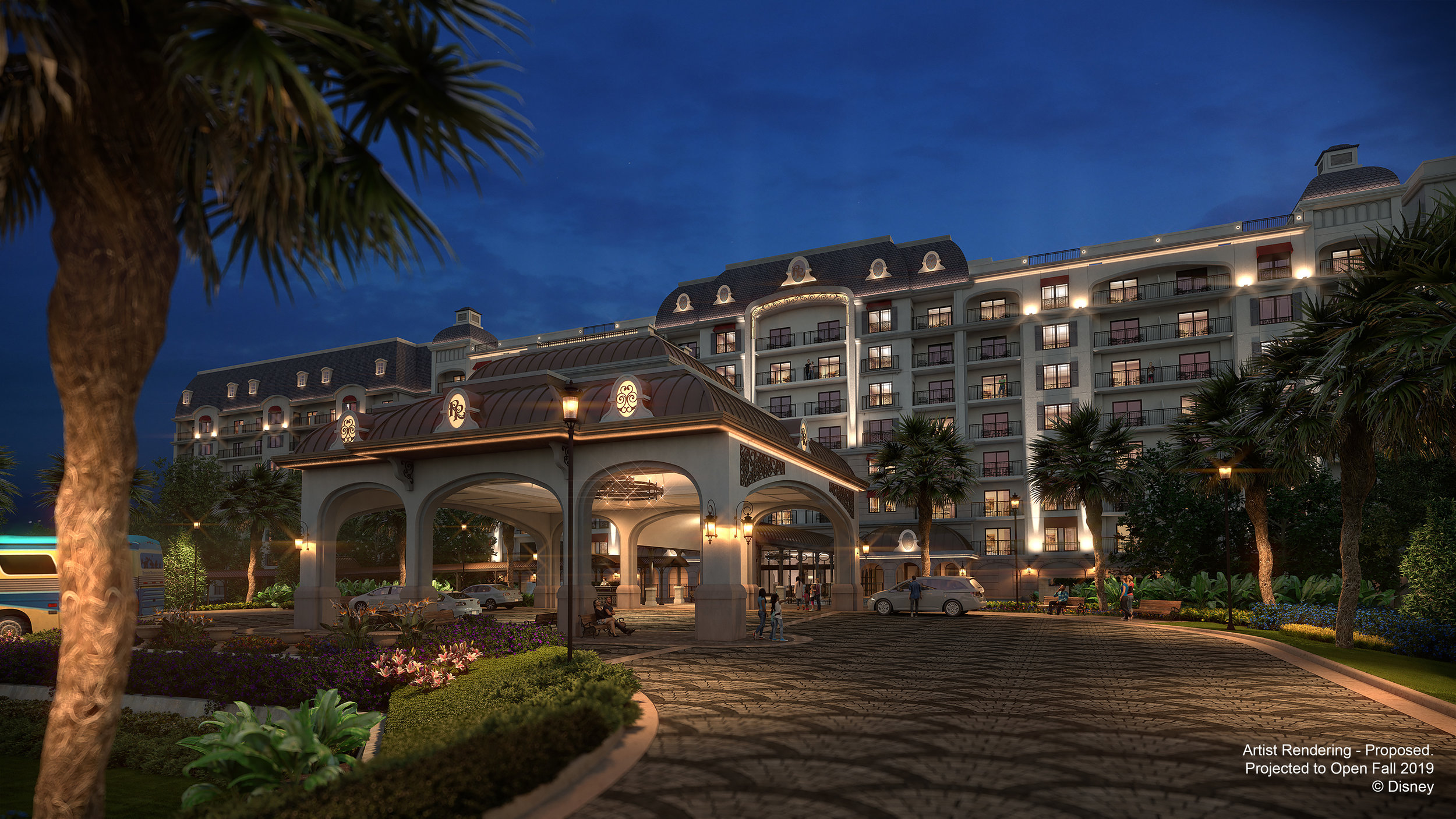 Disney's Riviera Resort opening Dec 18, 2019