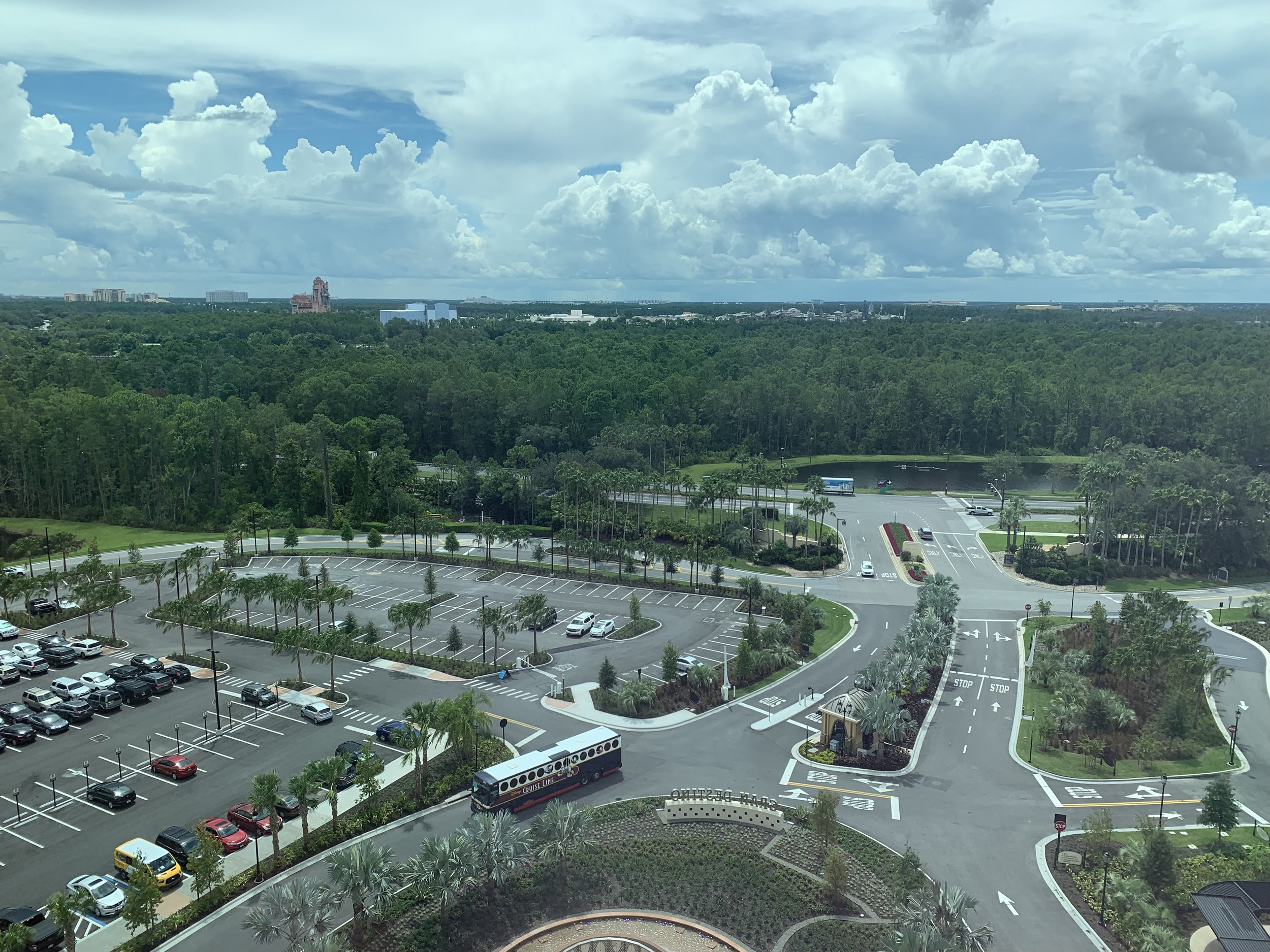 Gran Destino Tower - Walt Disney World