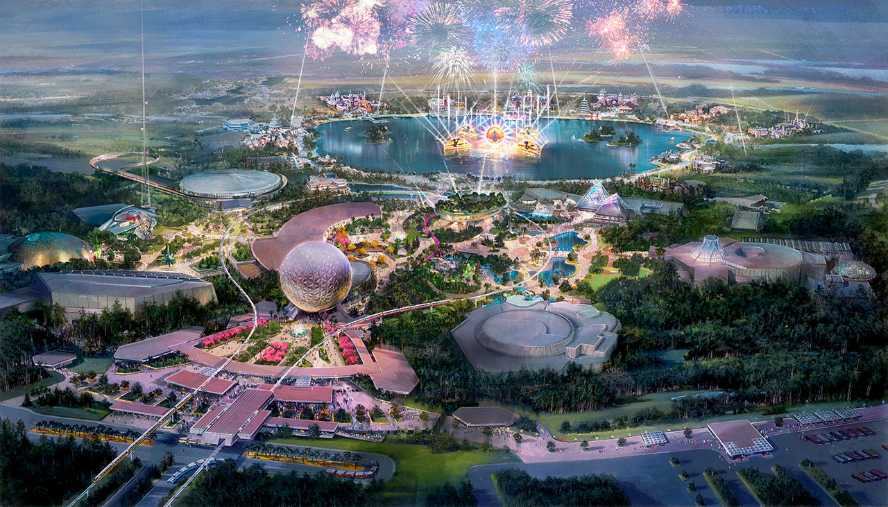 Big Changes Planned for Epcot