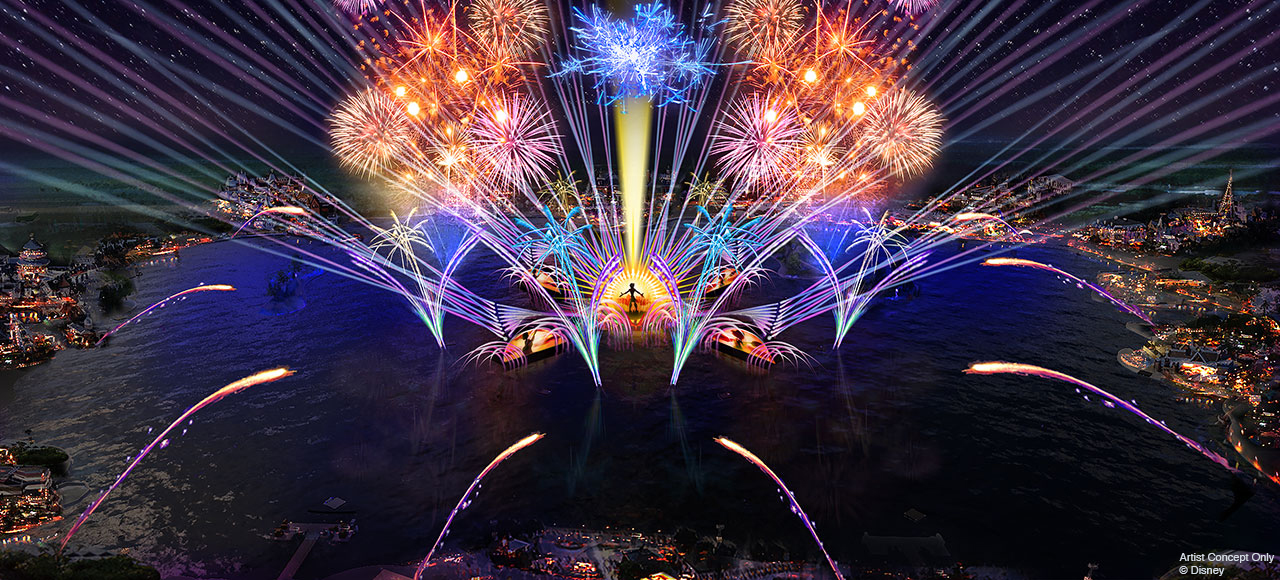 New Nighttime Show Planned for Epcot