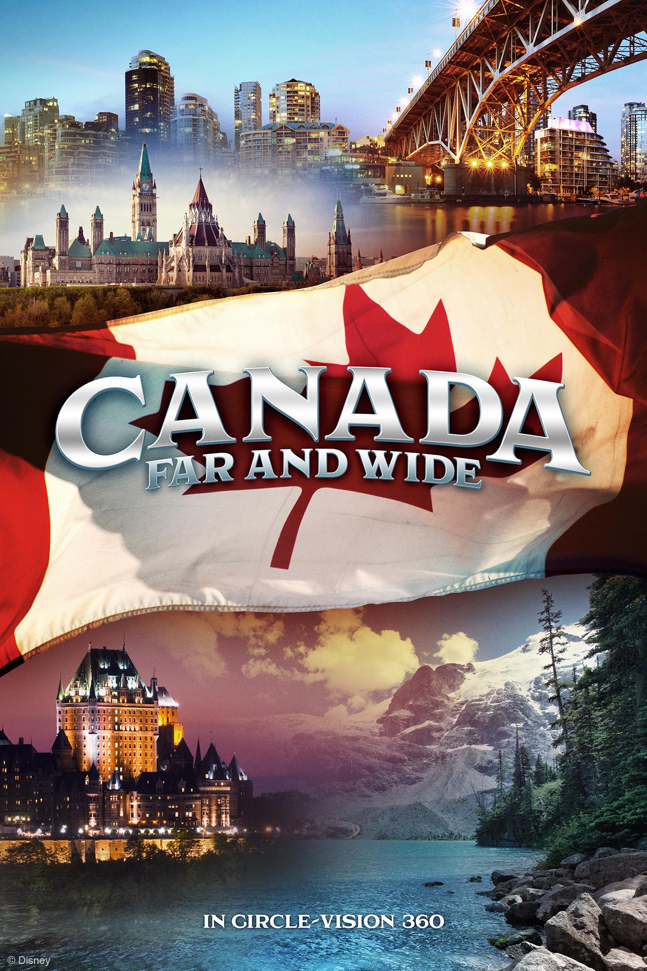 Epcot: Canada Pavilion