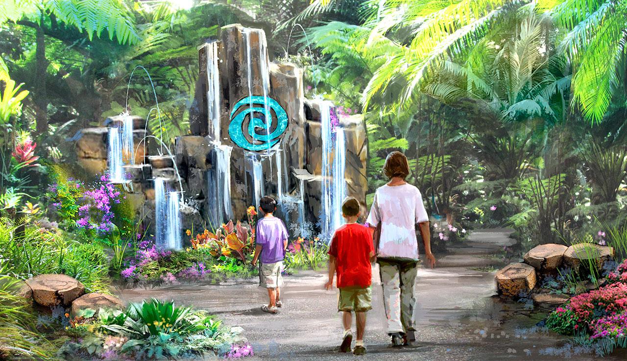 World Nature Neighborhood at Epcot