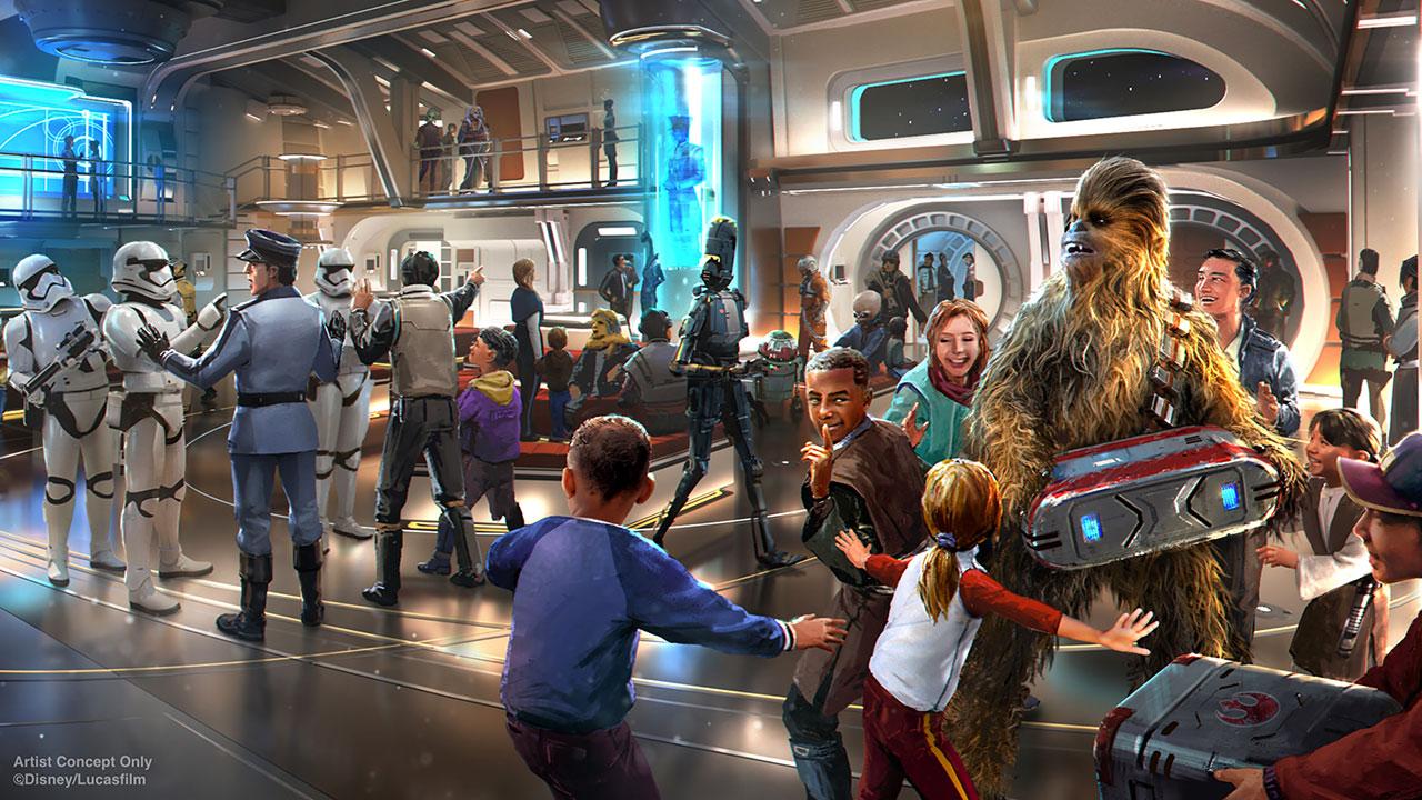 Star Wars : Galactic Starcruiser