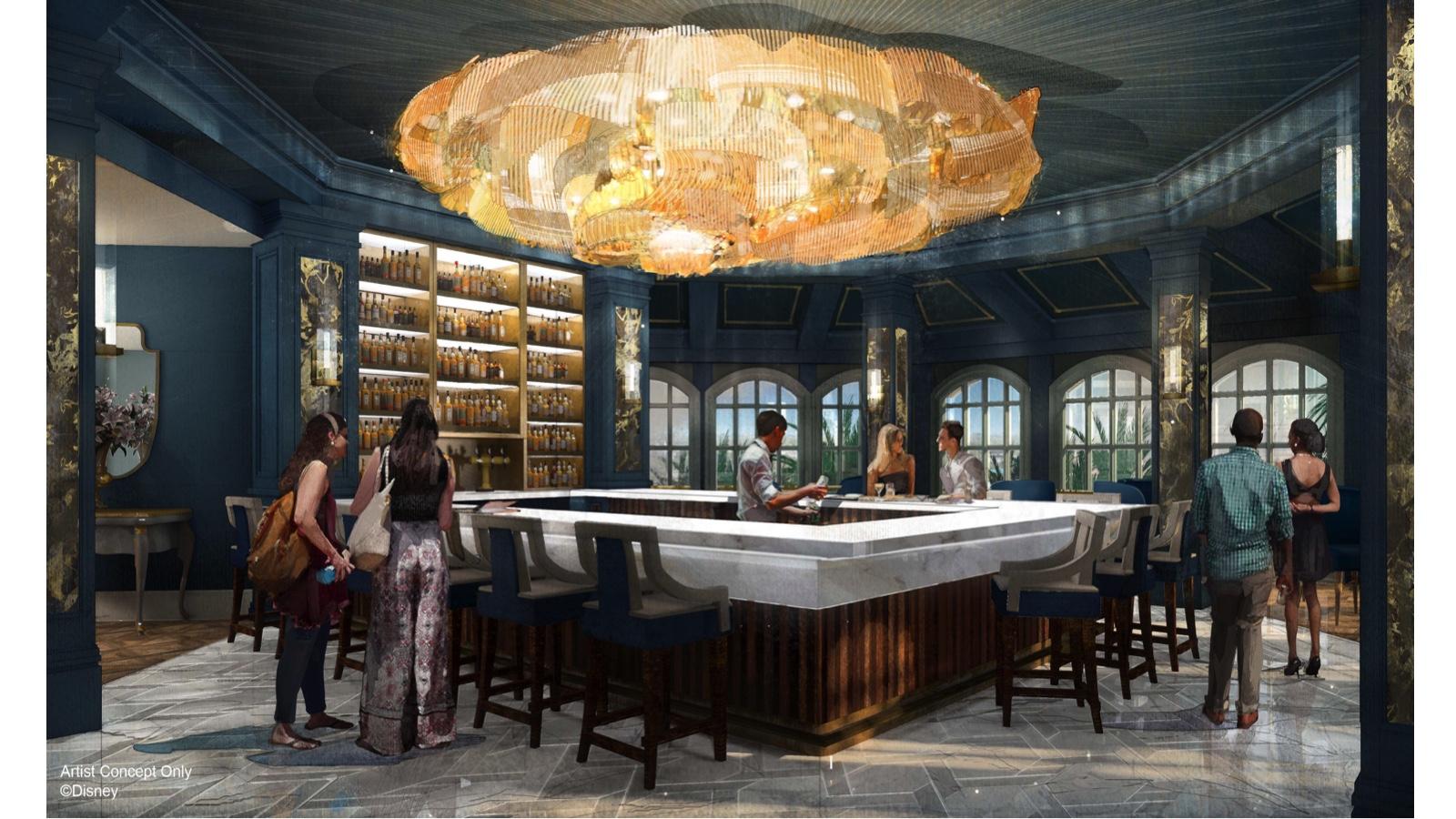Enchanted Rose Lounge coming to Disney's Grand Floridian Resort & Spa at Walt Disney World Resort