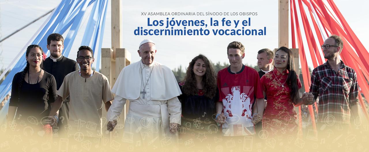 ¡Ven a rezar por el Sínodo! - Parroquia de San Pedro (Murcia). 3 de octubre, 21 h.