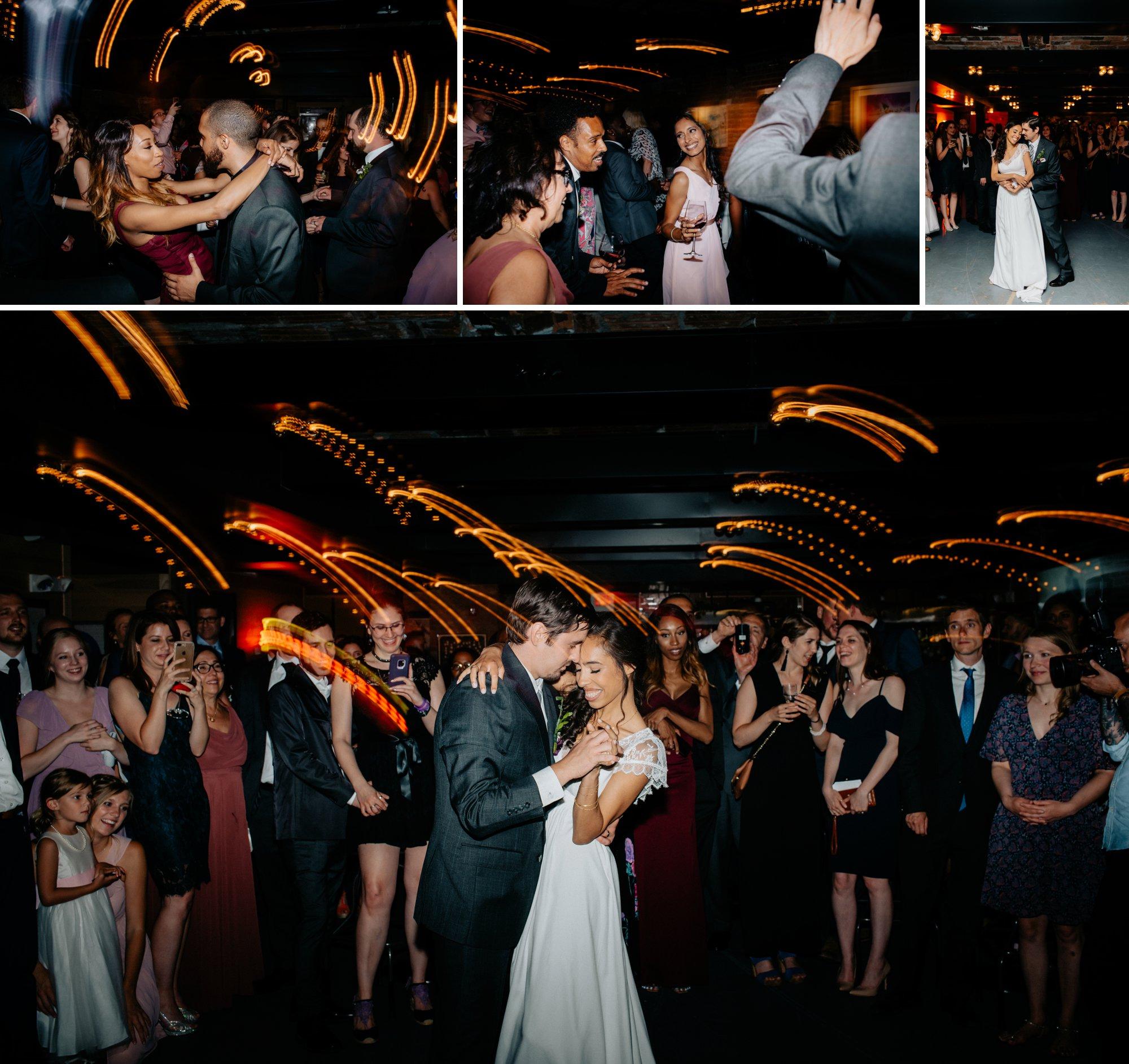 Philadelphia New Jersey Jockey Hollow Wedding Abandoned Athletic Courts Porche Jimmy Choos Dancing