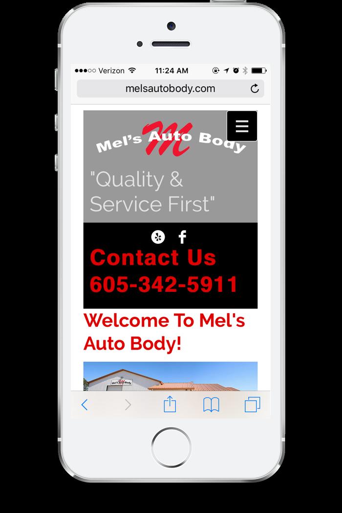 Mel's Auto Body