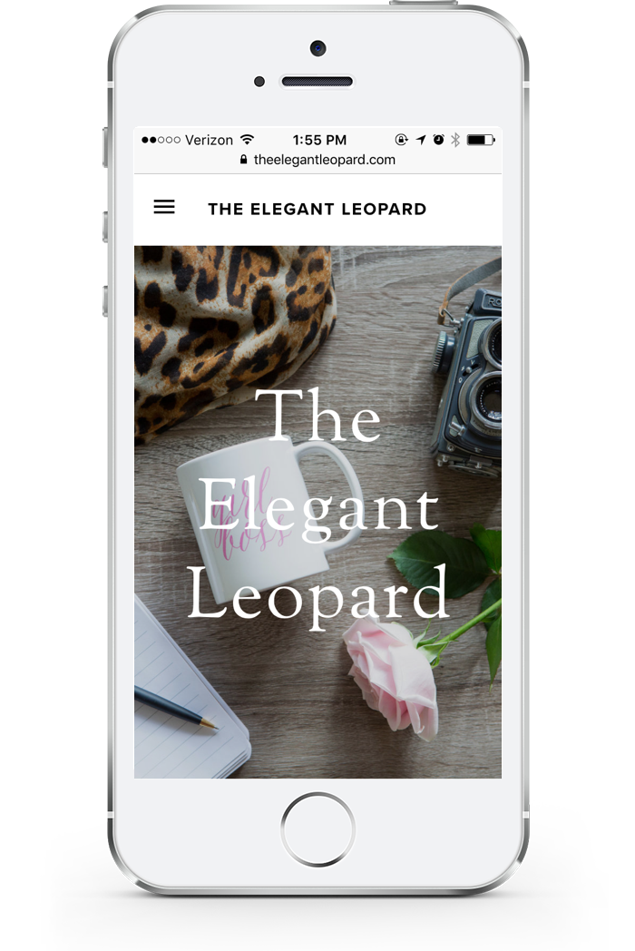 The Elegant Leopard