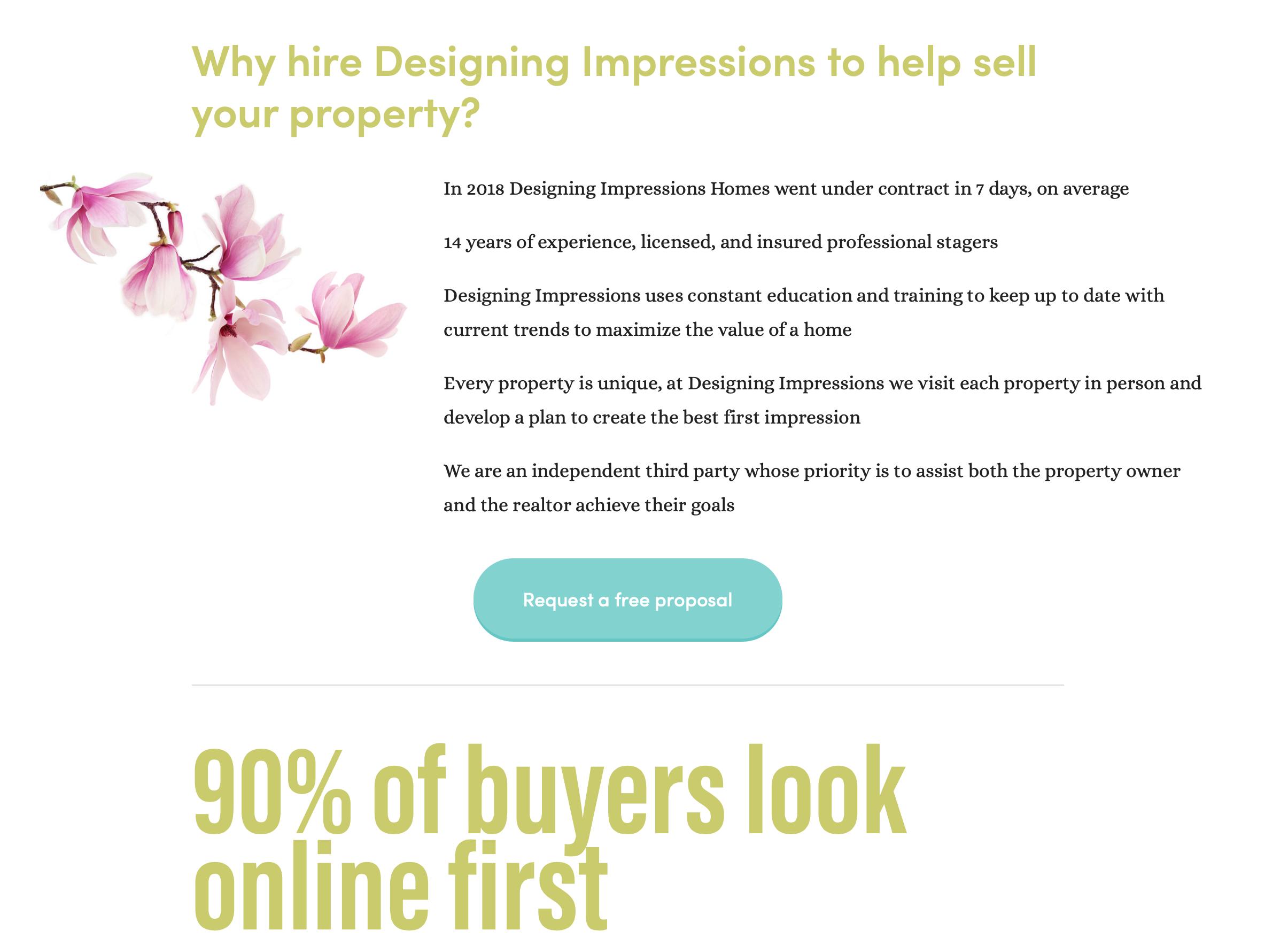 Designing Impressions