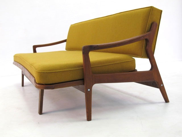 Recovered Interior Mid Century Daybed