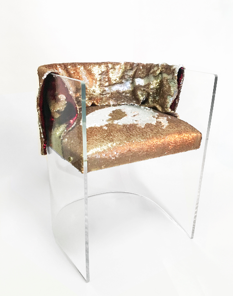 Recovered Interior Siren Chair