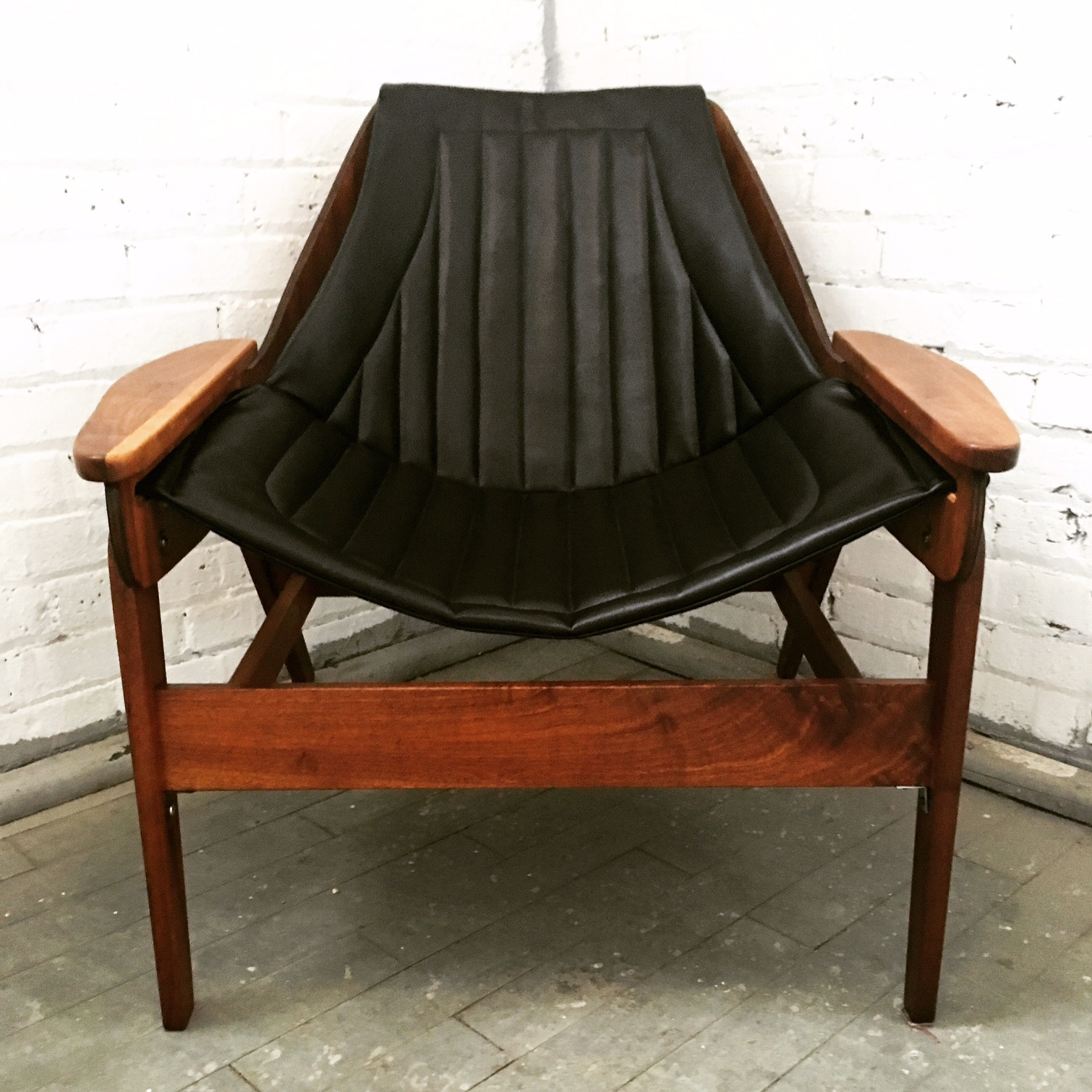 Recovered Interior Jerry Johnson Sling Chair