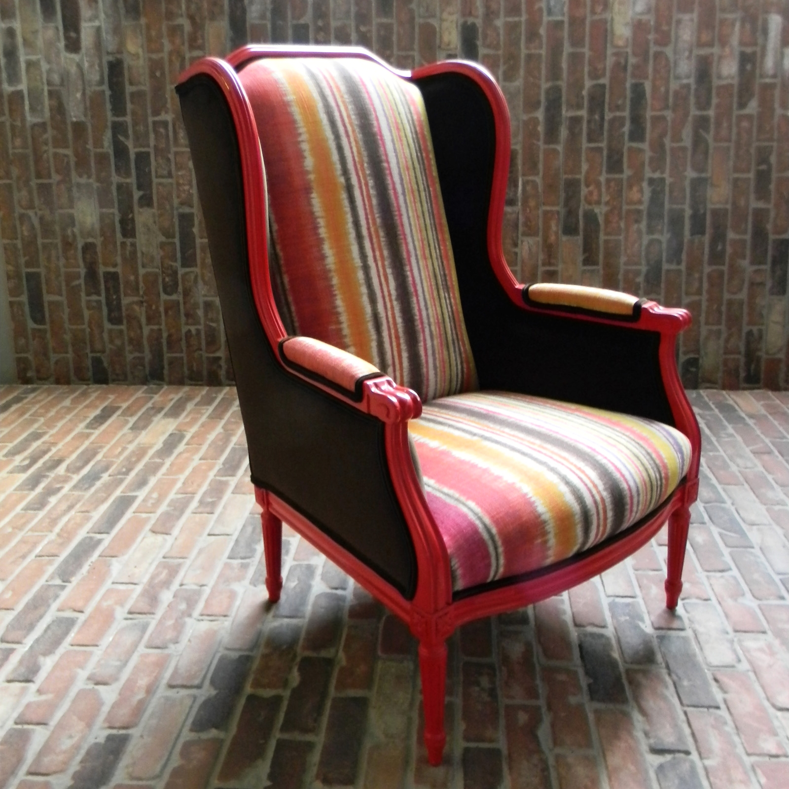 Recovered Interior Sunset Chair