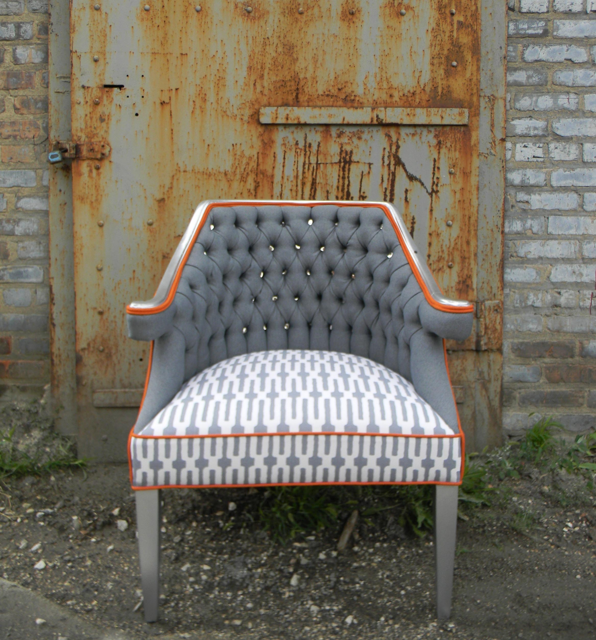 Recovered Interior Maxwell Chair