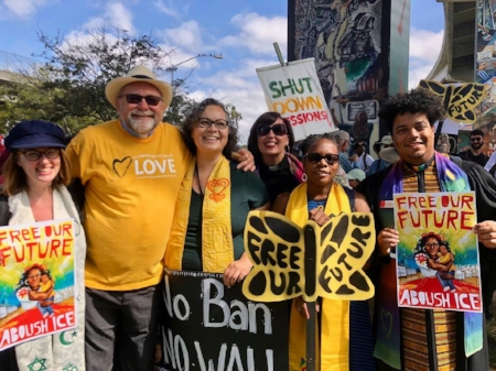 UUs from across the U.S. gathered with hundreds in San Diego July 2, 2018