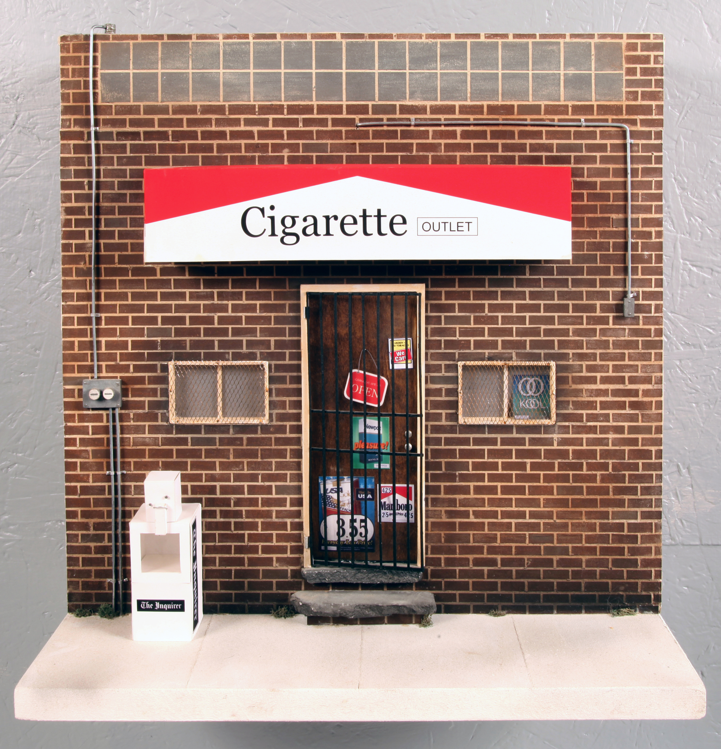 Cigarette Outlet - SOLD
